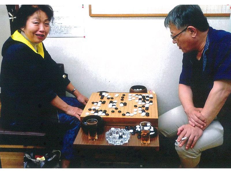競い合える仲間と囲碁を楽しみませんか