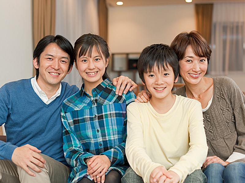 ご家族に笑顔がある毎日の為
