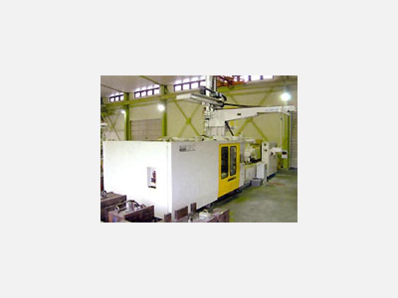 下平工場 850t射出成形機