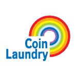 コインランドリー&クリーニングの洗濯王鳥飼店ロゴ
