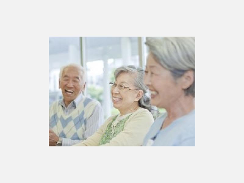 『明るい笑顔と、歯の健康をいつまでも』