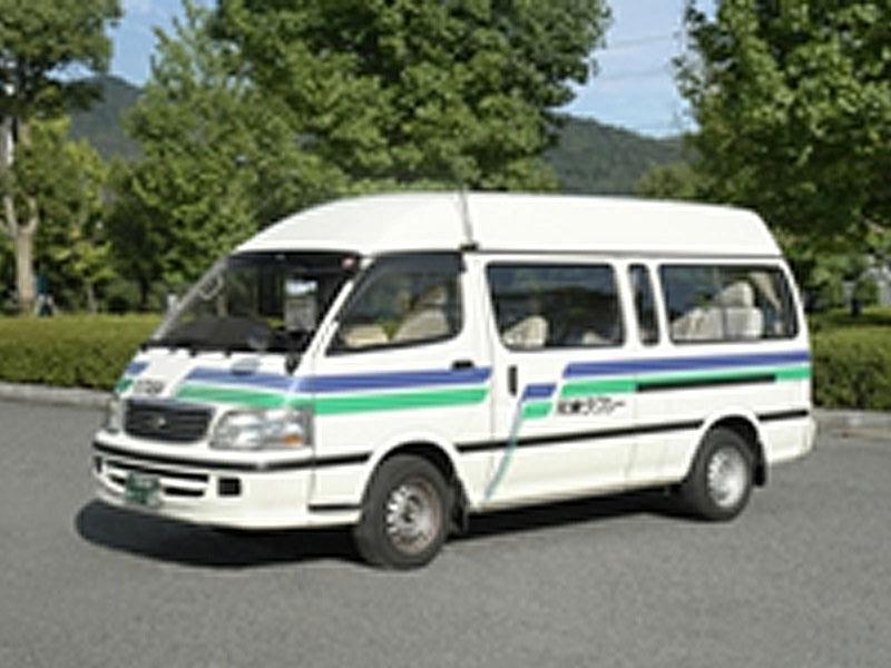 観光・冠婚葬祭など大人数の送迎にジャンボタクシー