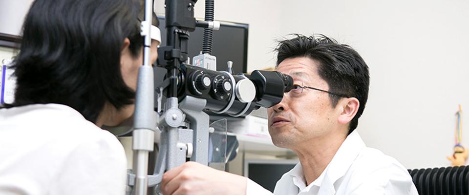 高田馬場 眼科 小児眼科 子供の斜視