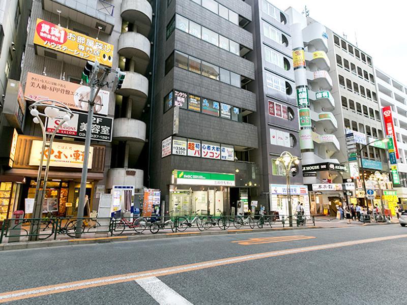 高田馬場駅徒歩1分の眼科「丸尾眼科」