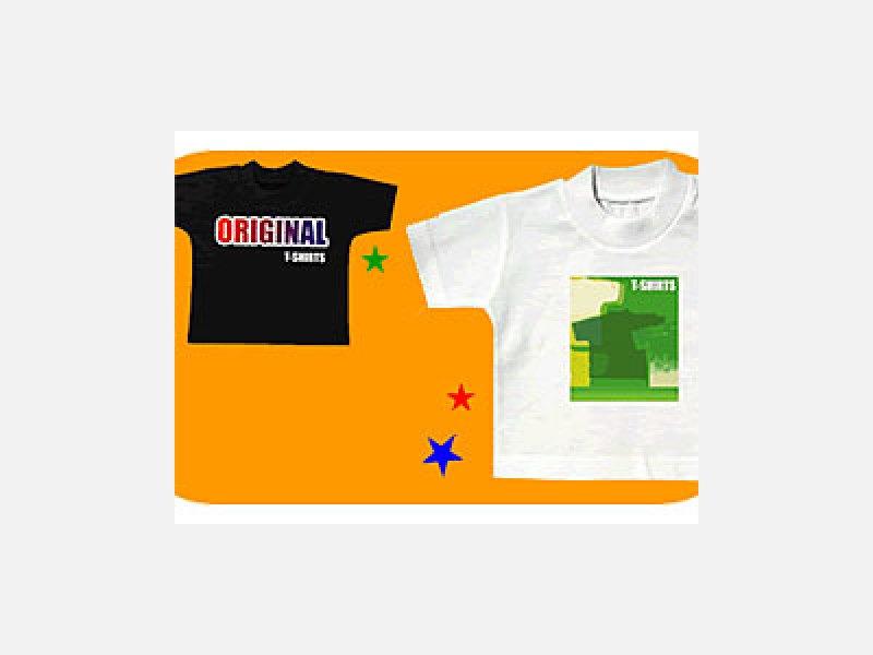 オリジナルTシャツなどの作成も承ります