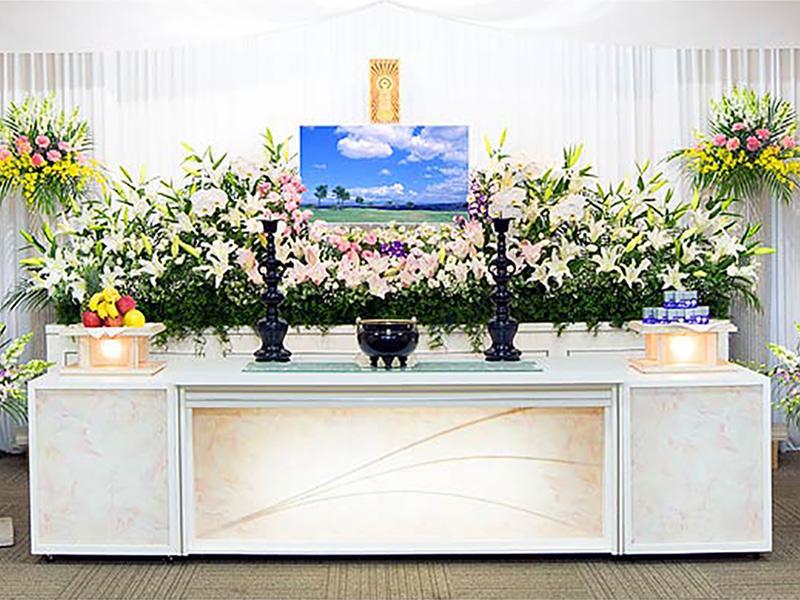 北海斎場 家族葬ホール「なごみ」