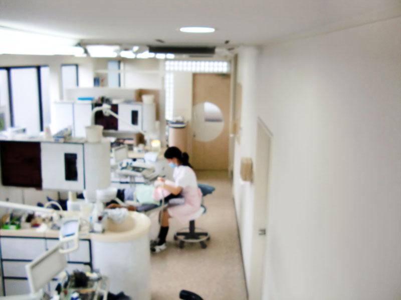 診療室です