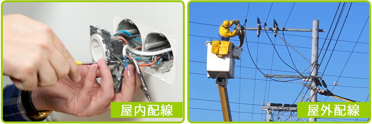 株式会社ゆめでんは様々な規模の電気工事に対応