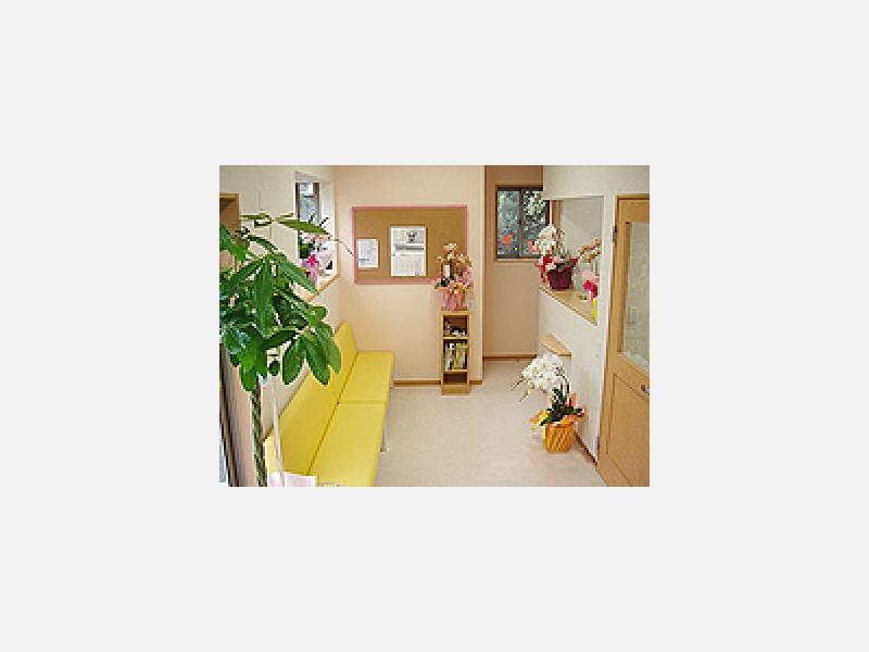 【待合室】
