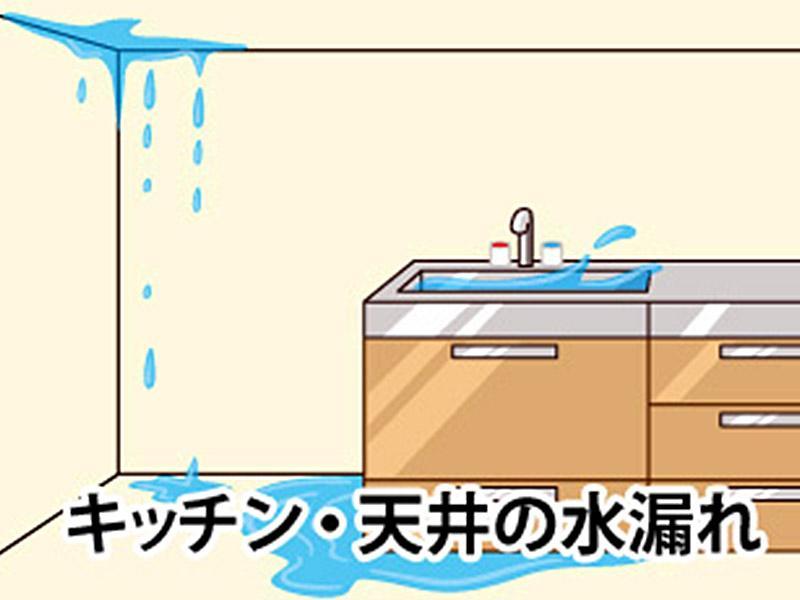 水回りの水漏れお任せ/水回りのことならお任せ!