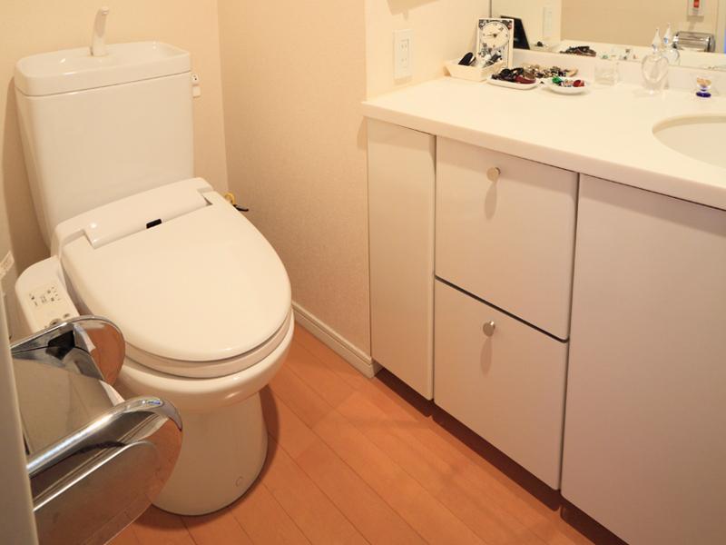 トイレのリフォームも承ります