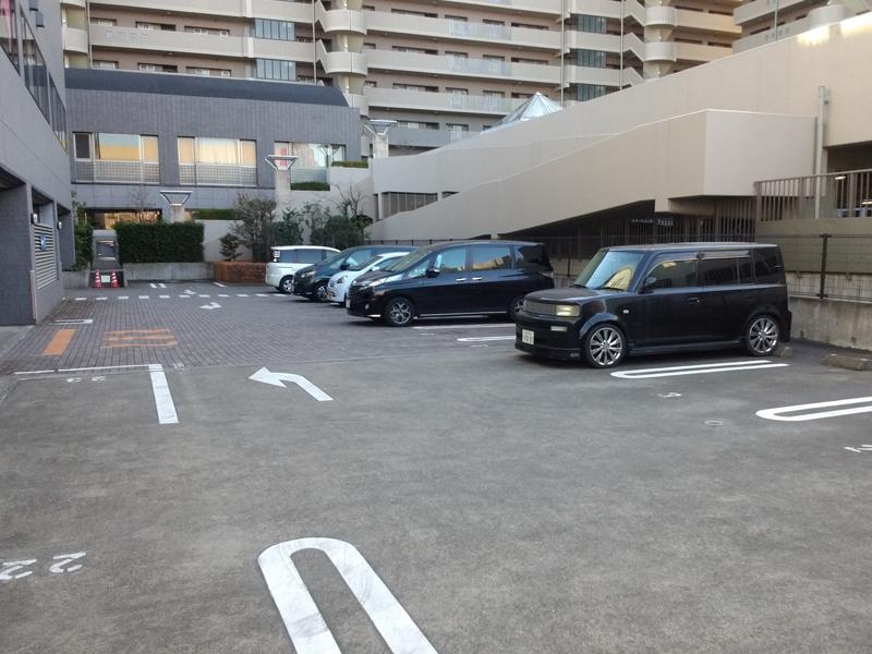 ふじみ野駅(東上線)/大型駐車場有