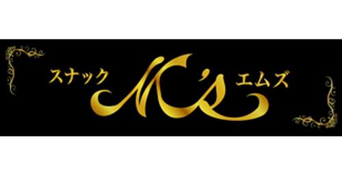 スナックM'sロゴ