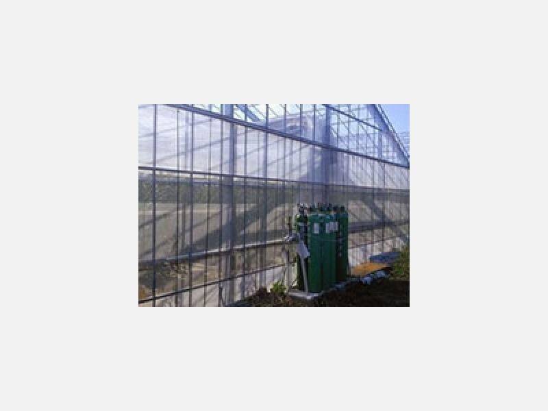 ▲製品・サービス(農業):炭酸ガス