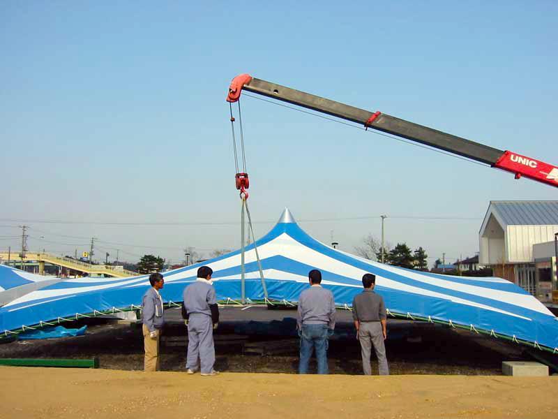 大型イベントテント