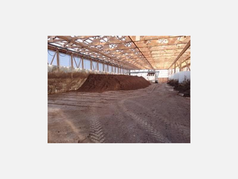 豊頃中央農場事業内容/養豚事業/豚ふん堆肥事業