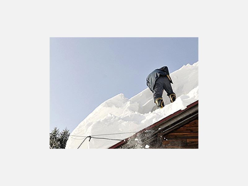 除雪・屋根の雪下ろし