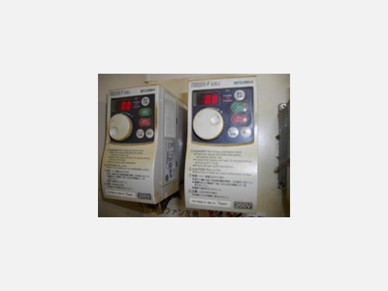 厨房換気扇コントローラー修理