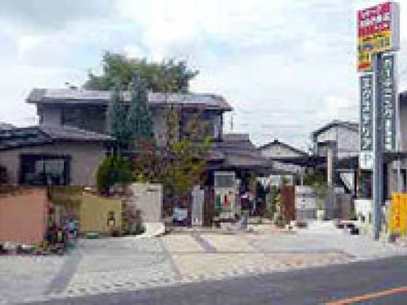 香川産業の展示場