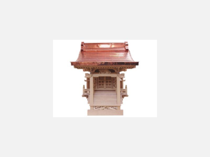 ◆神社仏閣の仕事も多数手がけております。