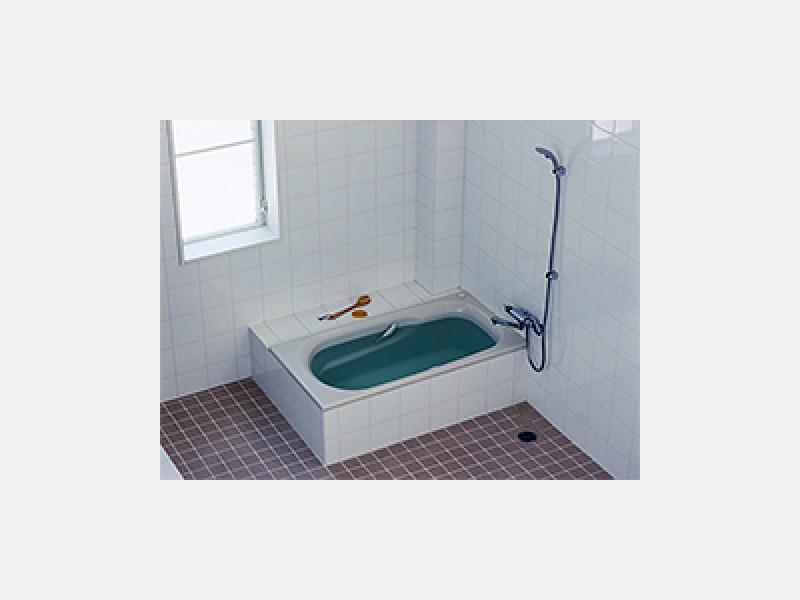 浴室、換気扇が含まれた、お引越し時に便利なパックサービス有