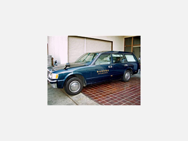 50万円パック 霊柩自動車