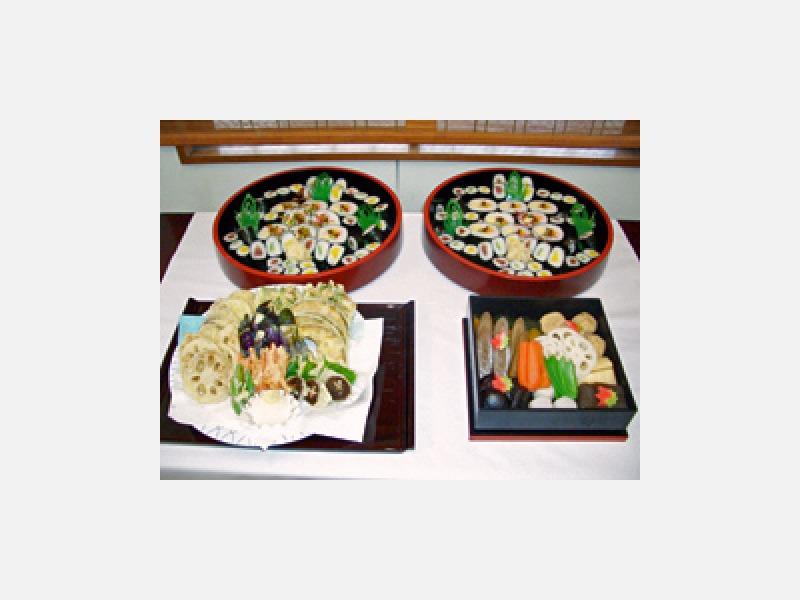 お通夜お清め料理(10~15人前)