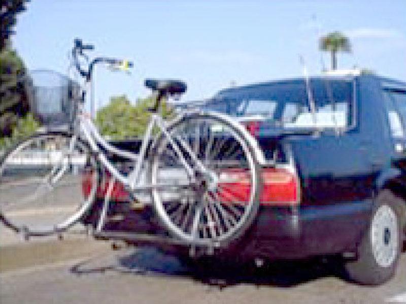 自転車積載タクシー(無料)
