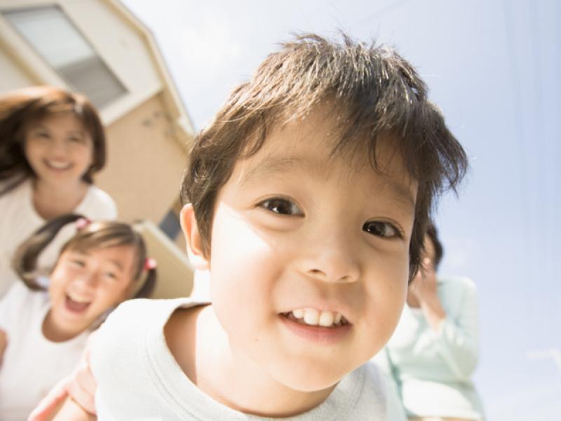 お子様の視力発育や斜視の相談
