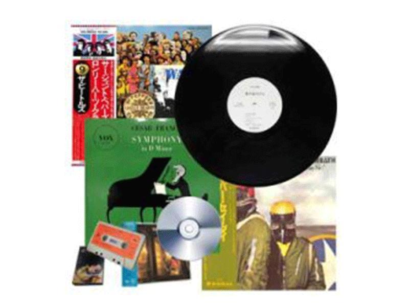レコード(オールジャンル)