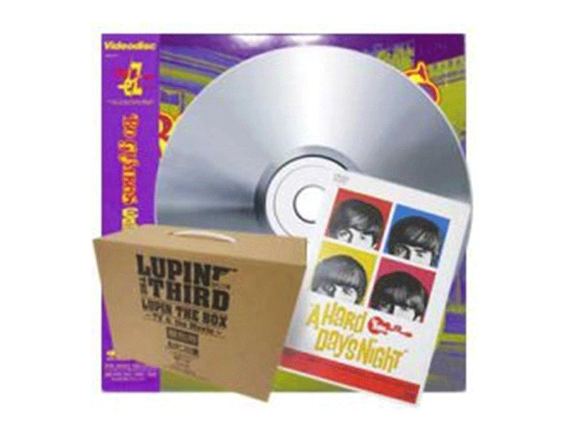 DVD・LD