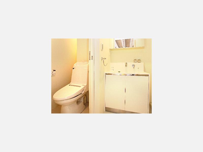 トイレ・洗面台交換工事