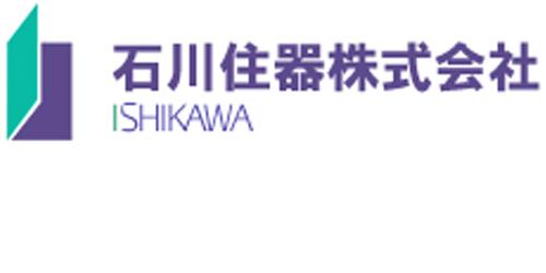 石川住器株式会社ロゴ