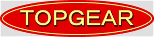 有限会社トップギア(TOPGEAR)ロゴ