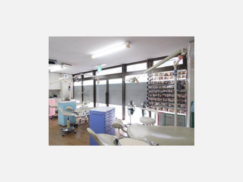 町田のチャイルド歯科医院は健康福祉会館そば
