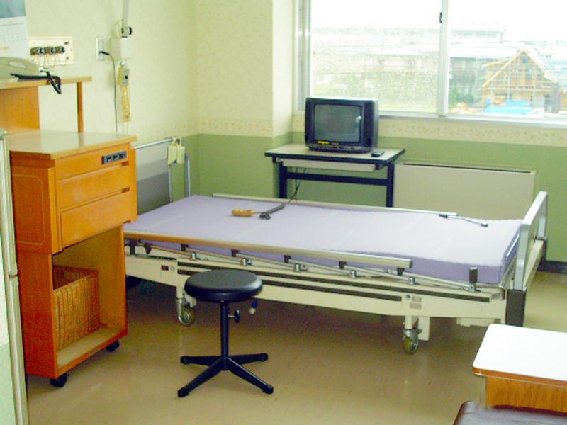■入院設備(個室)