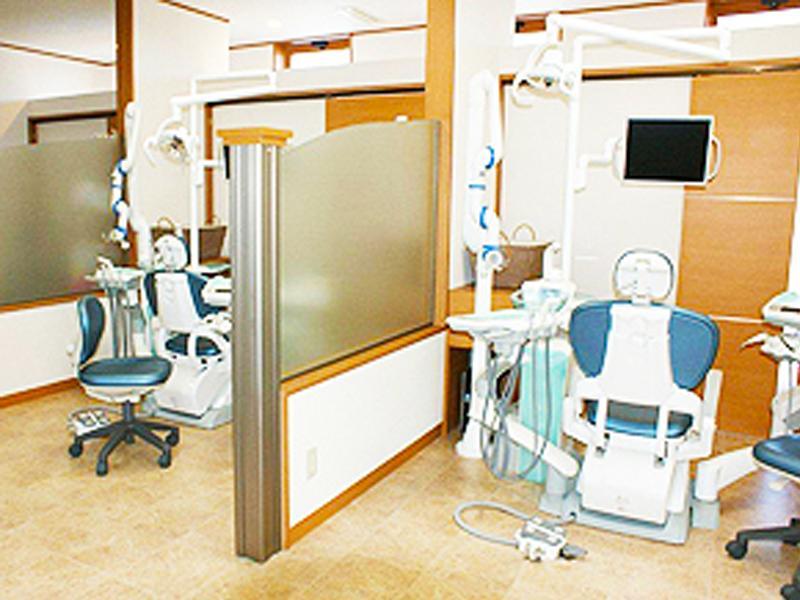 <診療室>