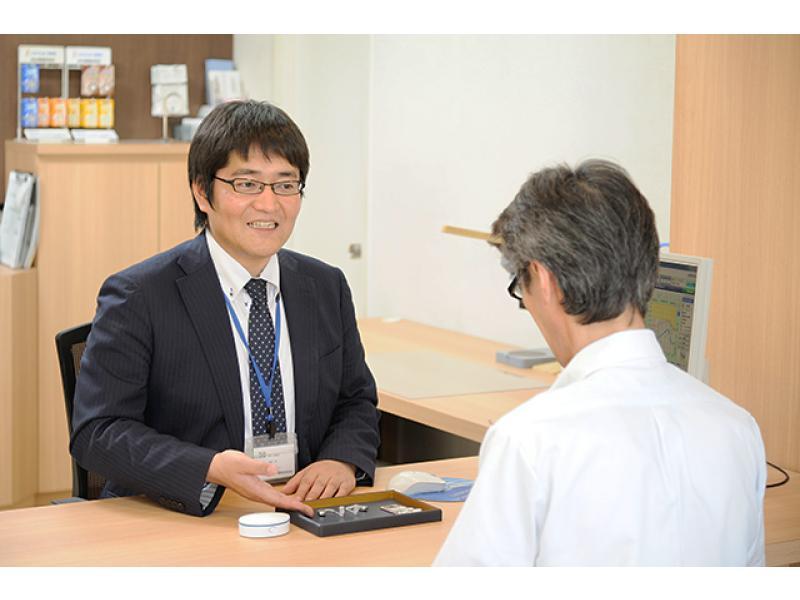 補聴器の購入