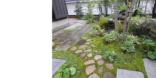 仁寿園造園緑地株式会社ロゴ