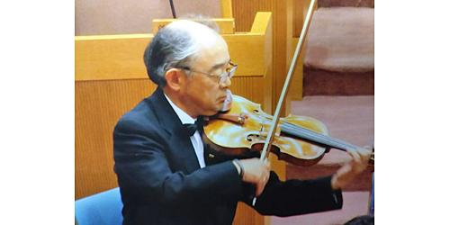 牧野ヴァイオリン教室ロゴ