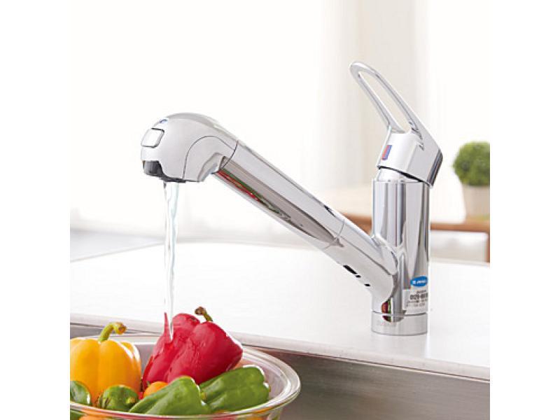こだわりのお水アイテム浄水器