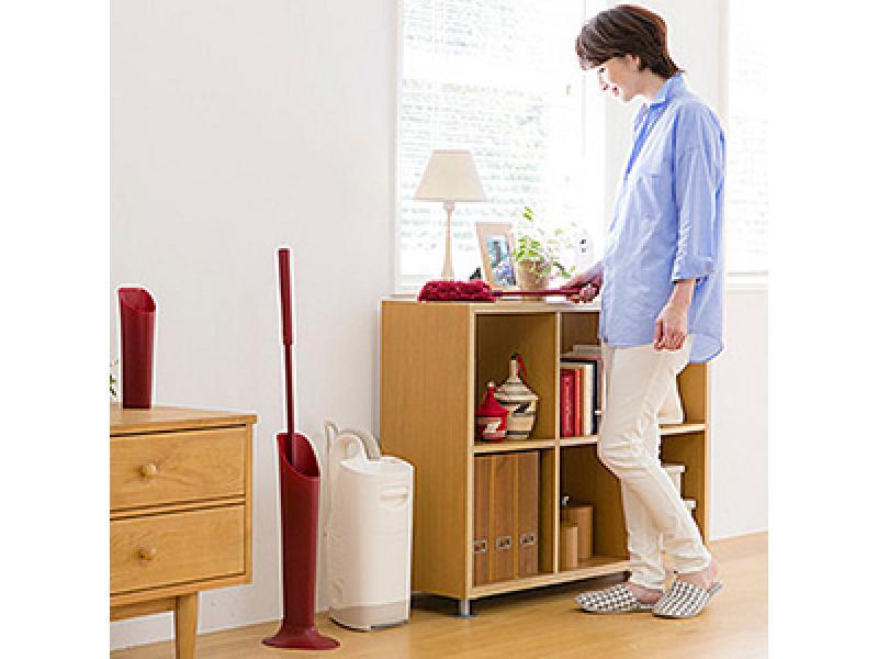 そうじの新定番 3つの便利なアイテムでお部屋をキレイに
