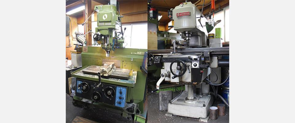 治工具(冶工具)の設計製作 一貫生産・短納期対応・