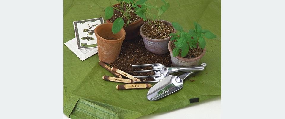 培養土、腐葉土、堆肥 等の生産と販売