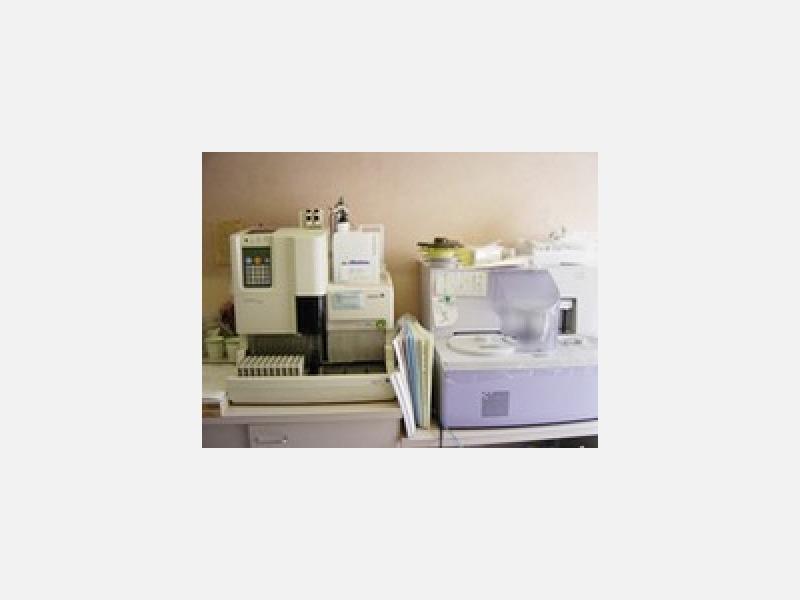 経口ブドウ糖負荷試験設備