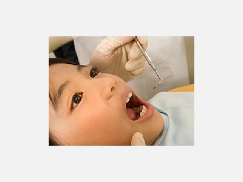 永久歯が生えてきたら検診を受けましょう