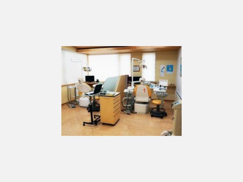 診察室全景