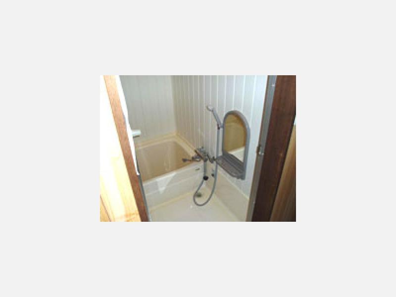 ■浴室 シャワー付き