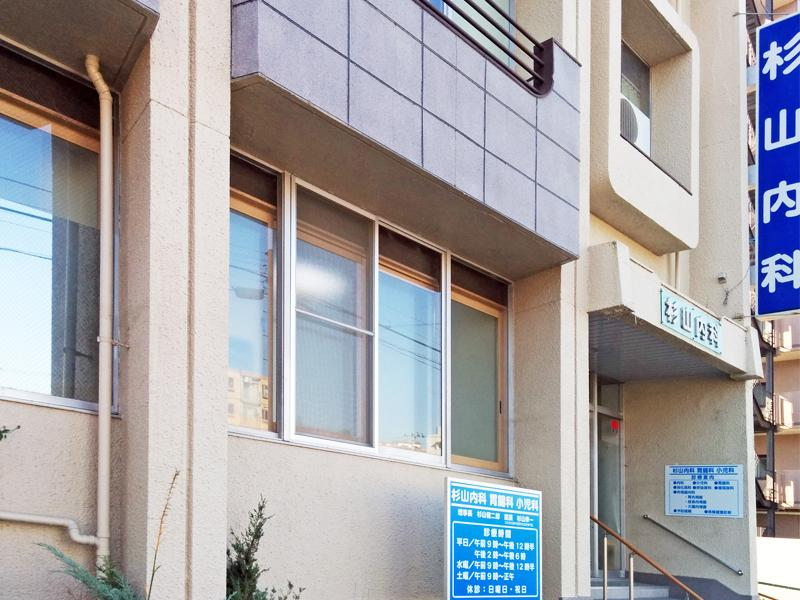 JR仙石線本塩釜駅徒歩3分