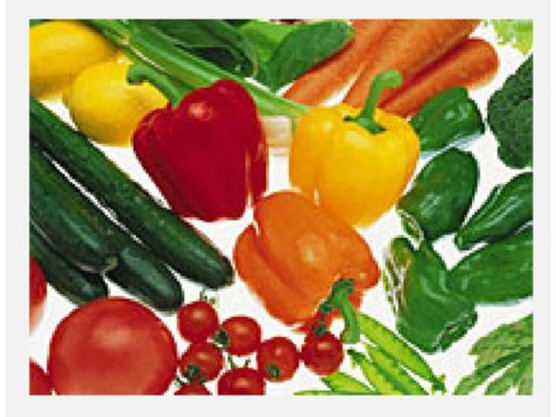 新鮮な野菜をお届けします